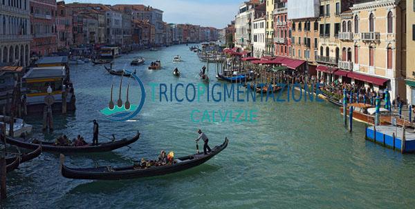tricopigmentazione Venezia
